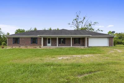 Gulfport Single Family Home For Sale: 15572 Walter Smith Rd