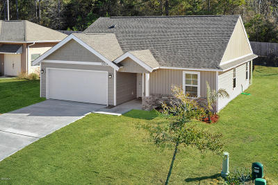 gulfport Single Family Home For Sale: 13008 Turtle Creek Pkwy