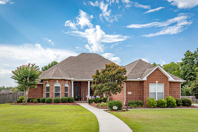 Ocean Springs Single Family Home For Sale: 6205 E Silverleaf Dr