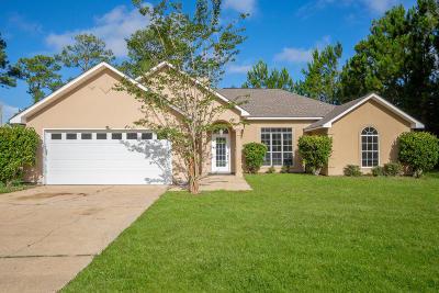 Ocean Springs Single Family Home For Sale: 3221 Beachview Dr