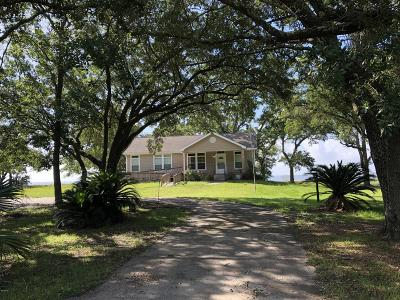 Ocean Springs Single Family Home For Sale: 4925 E Belle Fontaine Dr