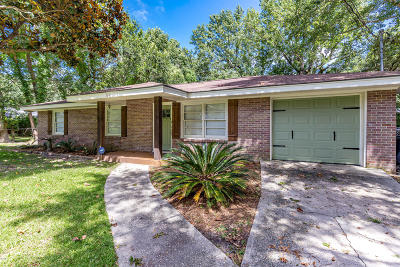 Ocean Springs Single Family Home For Sale: 314 Hillandale Ave
