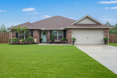 Gulfport MS Single Family Home For Sale: $214,900