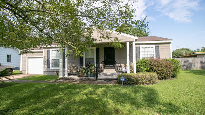 Gulfport Single Family Home For Sale: 3907 Washington Ave