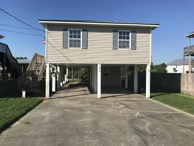 Bay St. Louis Single Family Home For Sale: 125 Tarpon Dr