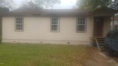 Gulfport Single Family Home For Sale: 1905 43rd Ave