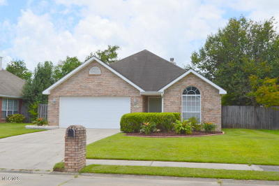 Gulfport Single Family Home For Sale: 12241 Summer Pl
