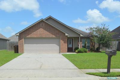 Gulfport Single Family Home For Sale: 15120 Clemson Ave