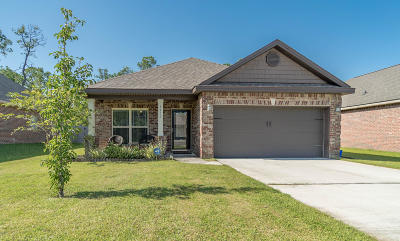 Harrison County Single Family Home For Sale: 3950 River Trace Dr