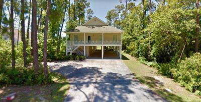 Pass Christian Single Family Home For Sale: 127 Country Club Dr