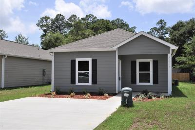 Gulfport Single Family Home For Sale: 13031 Tracewood Dr