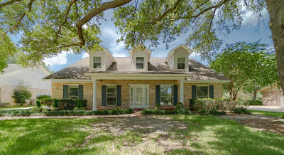 Gulfport Single Family Home For Sale: 520 Champlin St