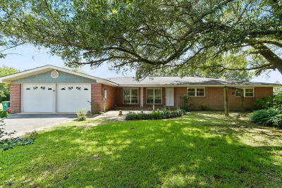 Gulfport Single Family Home For Sale: 11136 Dauro Rd