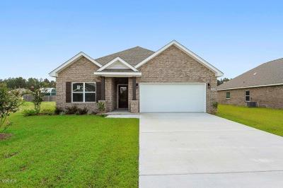 Ocean Springs Single Family Home For Sale: 1278 Tarragon Pl