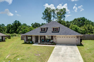 Gulfport Single Family Home For Sale: 14659 Canal Pl