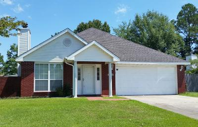 Gulfport Single Family Home For Sale: 11172 Hidden Creek Dr