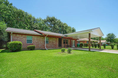 Gulfport Single Family Home For Sale: 113 Ben Dr