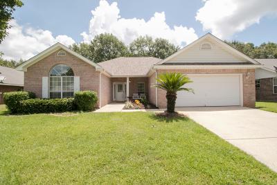 Gulfport Single Family Home For Sale: 12300 Amanda Way
