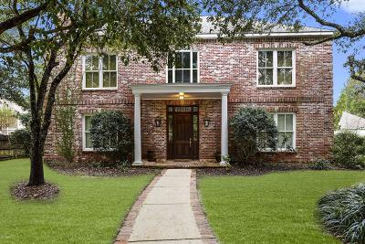 Gulfport Single Family Home For Sale: 9018 Sun Tree Ln