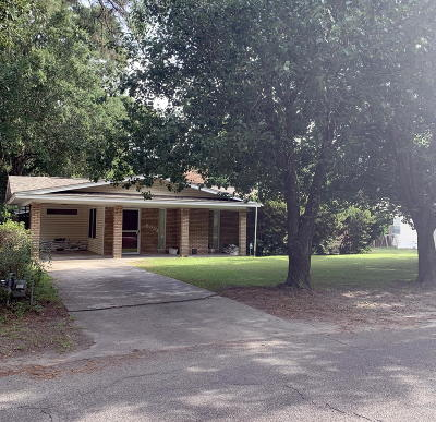 Gulfport Single Family Home For Sale: 839a 28th St