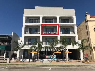 Bay St. Louis Condo/Townhouse For Sale: 118 N Beach Blvd #302