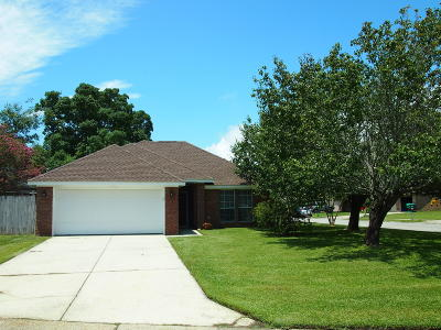 Gulfport Single Family Home For Sale: 2651 Broadwater Dr
