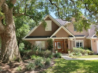 Biloxi MS Single Family Home For Sale: $348,000