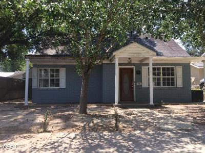 Biloxi Single Family Home For Sale: 1481 Miller St