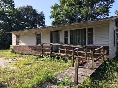 Gulfport Single Family Home For Sale: 707-715 Tennessee St