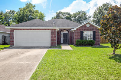 Gulfport Single Family Home For Sale: 10483 Steeplechase Dr