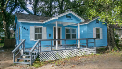 Biloxi Single Family Home For Sale: 1619 Gordon Ave