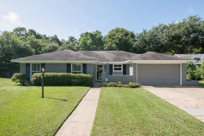 Gulfport Single Family Home For Sale: 105 Dogwood Dr