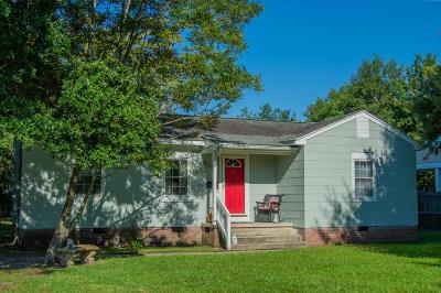 Gulfport Single Family Home For Sale: 3713 Washington Ave