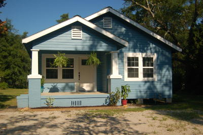 Gulfport Single Family Home For Sale: 2617 15th Ave