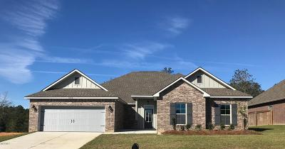 Biloxi Single Family Home For Sale: 9246 Nature S Trl