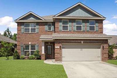 Gulfport Single Family Home For Sale: 14957 Calcutta Dr