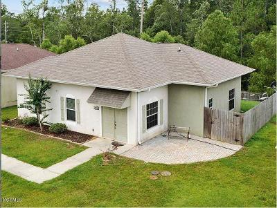 Gulfport Single Family Home For Sale: 13021 Turtle Creek Pkwy