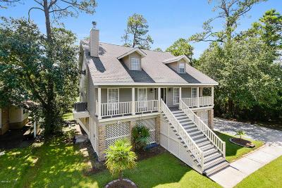 Pass Christian Single Family Home For Sale: 211 Fernwood Dr