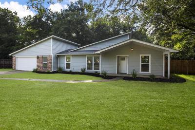 Ocean Springs Single Family Home For Sale: 1004 Conley Cir
