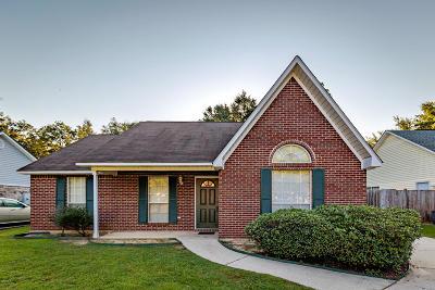 Ocean Springs Single Family Home For Sale: 1600 S 8th St