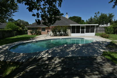 Ocean Springs Single Family Home For Sale: 8125 Rue Hollifield