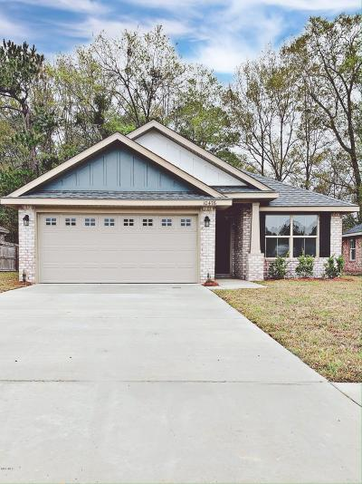 Gulfport Single Family Home For Sale: Lot 46 Roundhill Dr