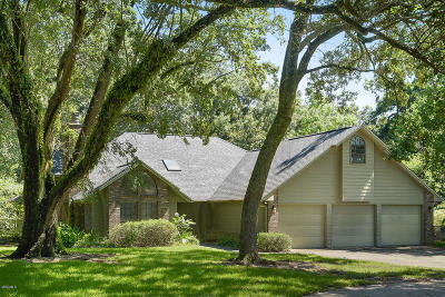 Gulfport Single Family Home For Sale: 15178 Oneal Rd
