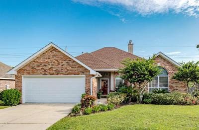Ocean Springs Single Family Home For Sale: 4008 Meadow Oak Ln
