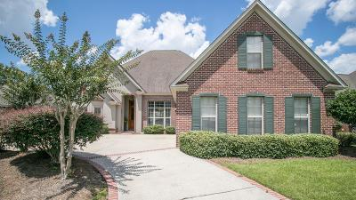 Gulfport Single Family Home For Sale: 11655 Stanton Cir