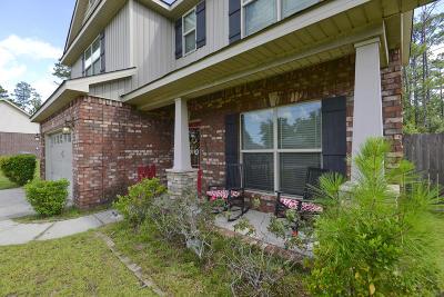 Ocean Springs Single Family Home For Sale: 1109 Meadowlark Cv