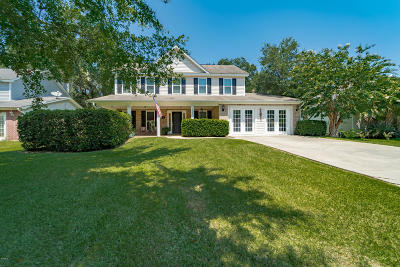 Ocean Springs Single Family Home For Sale: 2204 Rue Beaux Chenes