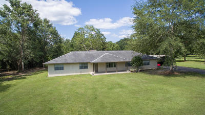 Gulfport Single Family Home For Sale: 12582 Beau Forest Dr