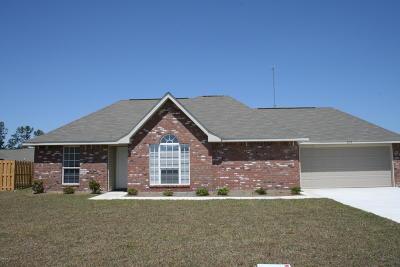 Ocean Springs Single Family Home For Sale: 2113 Irma Cir