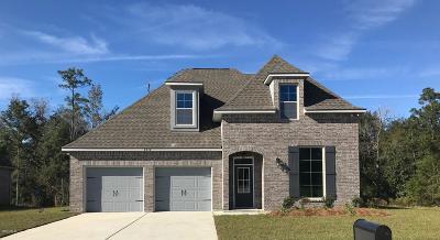 Biloxi Single Family Home For Sale: 9310 Natures Trl